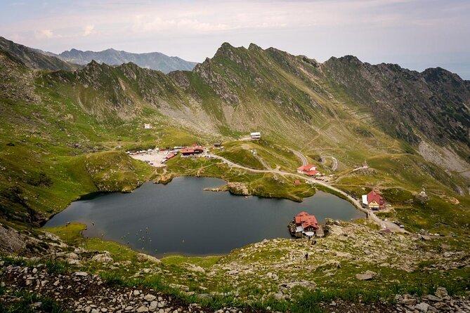 Balea Lake (Lacul Balea)