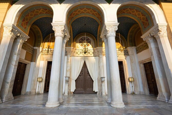 Catedral Metropolitana de Atenas (Mitropoli)