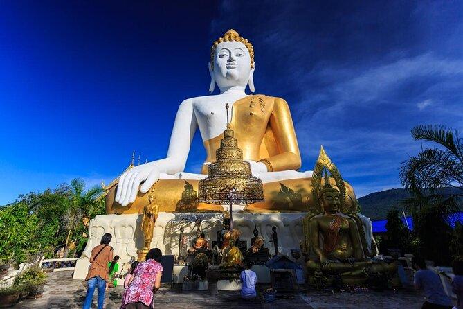 Golden Temple (Wat Phra That Doi Kham)