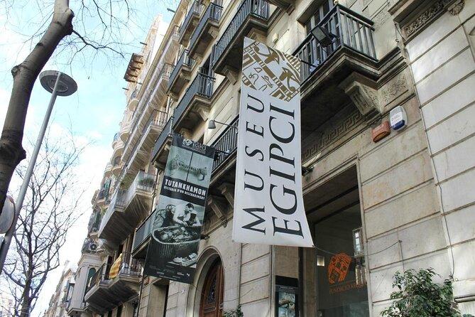Egyptian Museum of Barcelona (Museu Egipci de Barcelona)