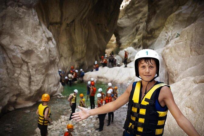 Goynuk Canyon (Göynük Kanyonu)