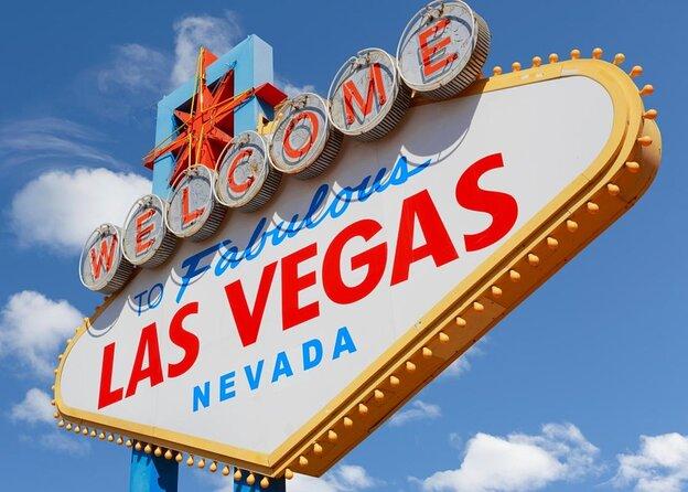 Bienvenue à Fabulous Las Vegas Sign