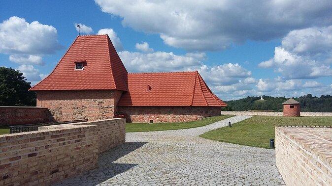 Bastião da Parede Defensiva de Vilnius (Vilniaus Gynybines Sienos Basteja)