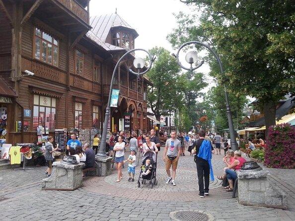Calle Krupowki (Ulica Krupówki)