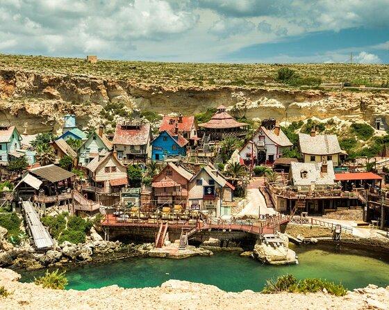Popeye Village Malta (Sweethaven Village)