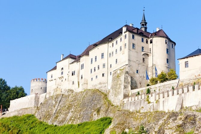 Cesky Sternberk Castle (Hrad Cesky Sternberk)