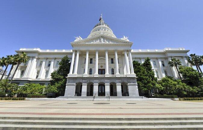 Capitólio e Museu do Estado da Califórnia