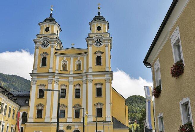 Catedral de Mondsee (Basilika St. Michael)