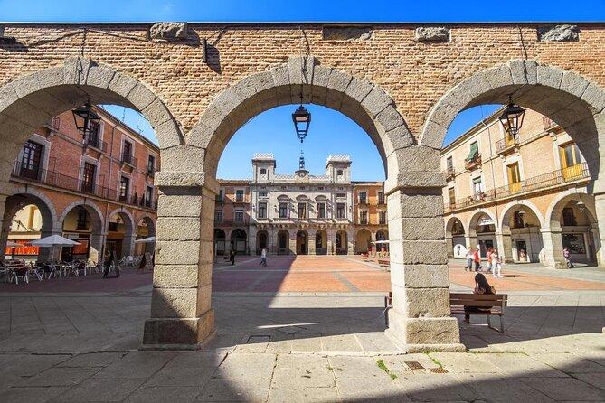 Ávila Plaza Mayor