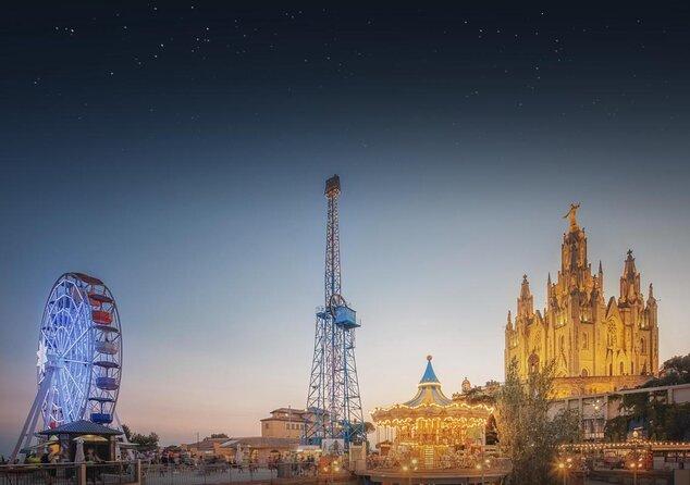 Tibidabo Amusement Park (Parc d'Atraccions Tibidabo)