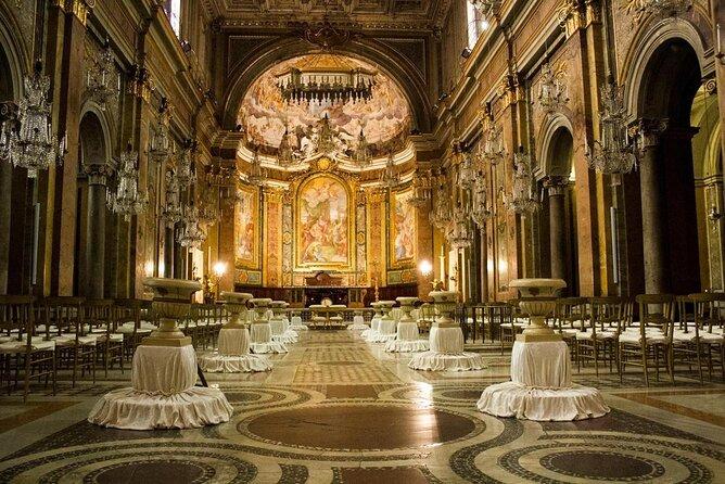 Rome Basilica di Santi Giovanni e Paolo