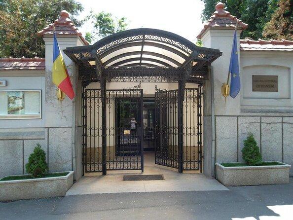 Palais Cotroceni (Palatul Cotroceni)