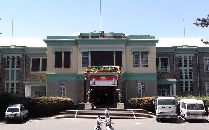 Museu Etnográfico IES (Universidade de Addis Ababa)