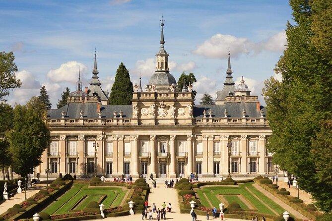 Royal Palace of La Granja de San Ildefonso (La Granja)