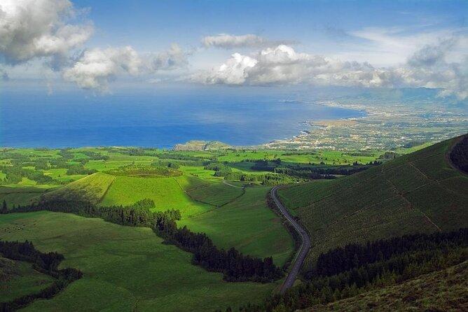 Punto panoramico di Pico do Carvão (Miradouro do Pico do Carvão)