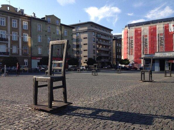 Ghetto Heroes Square (Plac Bohaterów Getta)