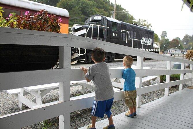 Great Smoky Mountains Railroad (GSMR)