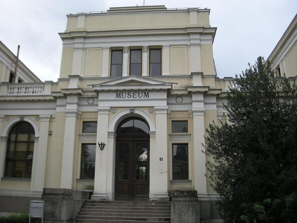 National Museum of Bosnia and Herzegovina (Zemaljski Muzej)