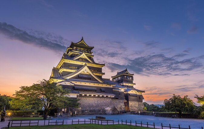 Kumamoto Castle (Kumamoto-jo)