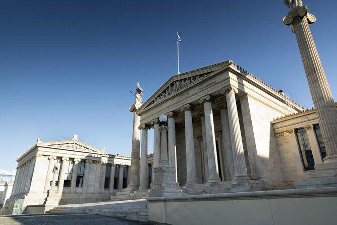 Academy of Athens (Akadimía Athinón)