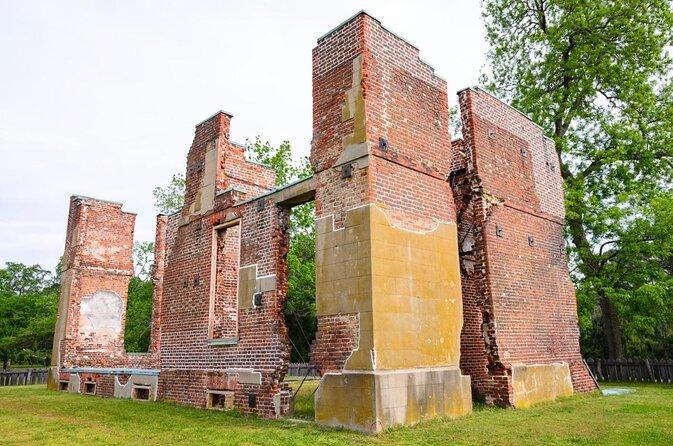 Jamestowne storico