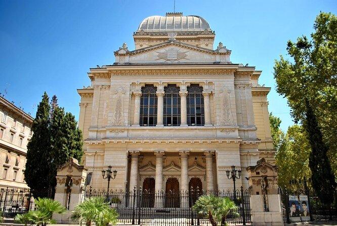Grande Sinagoga di Roma (Tempio Maggiore di Roma)