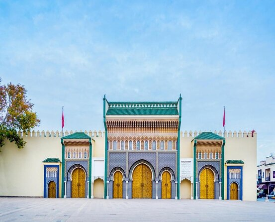 Palais Royal de Fès (Fès Dar el-Makhzen)