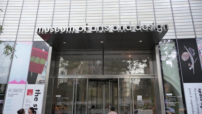 Museum of Arts and Design (MAD)