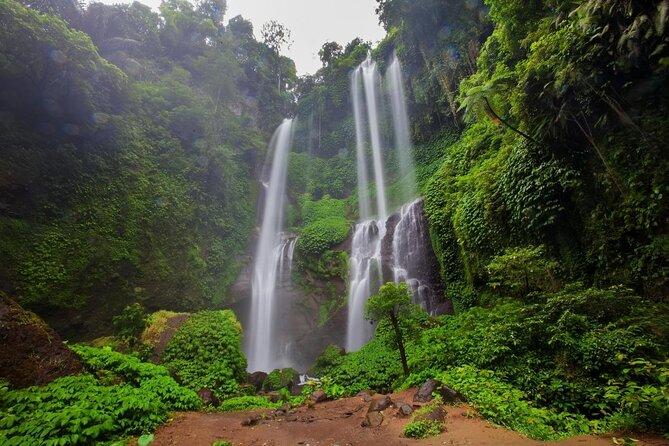 Sekumpul Waterfall (Air Terjun Sekumpul)