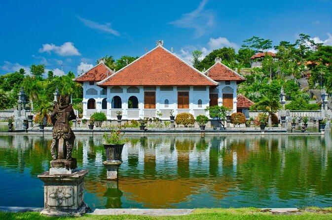 Palais d'eau d'Ujung (Taman Sukasada Ujung)