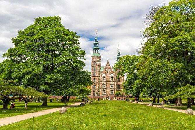 Rosenborg Castle Gardens (Kongens Have)