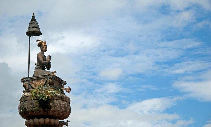 Statue de Bhupatindra Malla