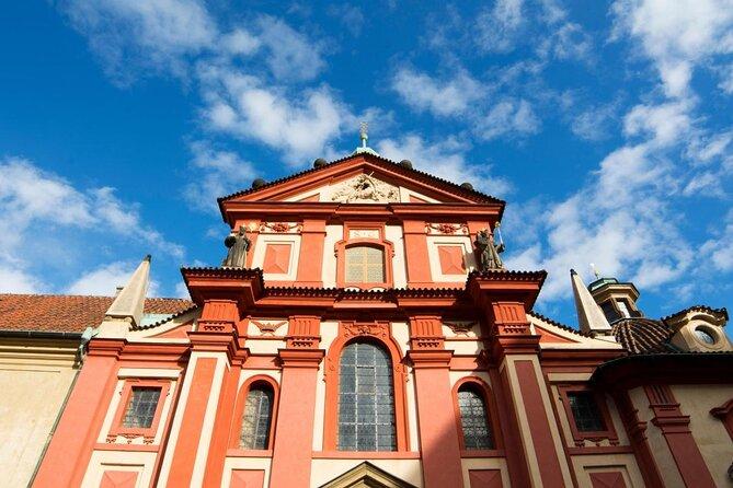 Basilique Saint-Georges (Bazilika Sv. Jirí)