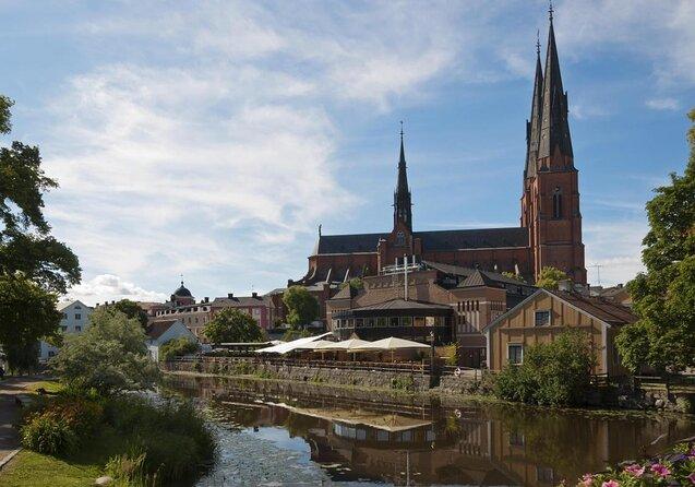 Cathédrale d'Uppsala (Uppsala Domkyrka)