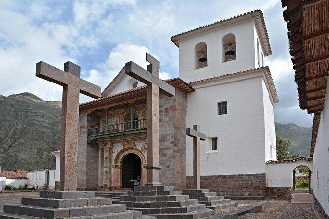 San Pedro de Andahuaylillas (Sistine Chapel of the Americas)