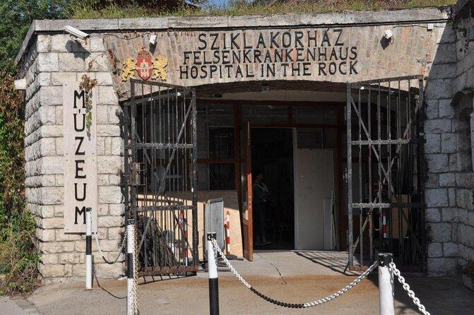 Hospital in the Rock Nuclear Bunker Museum (Sziklakórház Atombunker Múzeum)