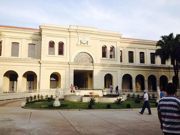 Musée de l'immigration de l'État de São Paulo (Museu da Imigração)