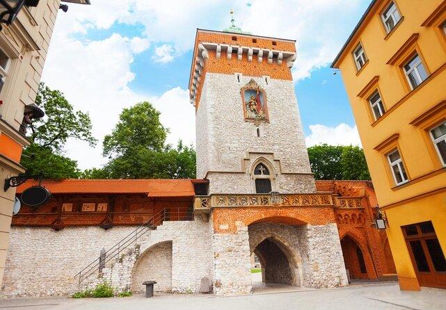 St. Florian's Gate (Brama Floriańska)