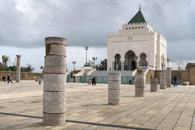 Mausoleum of Mohammed V (Mausolée de Mohammed V)