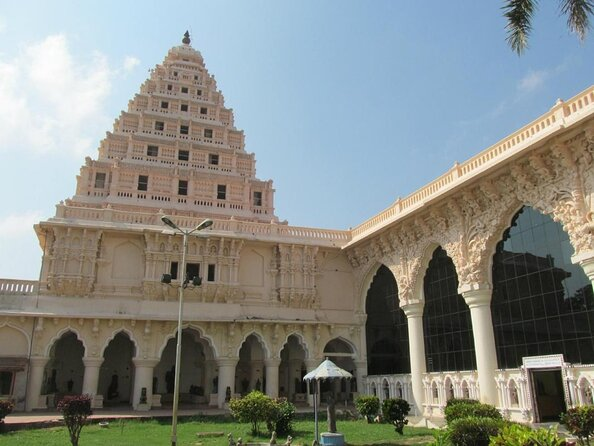 Thanjavur Royal Palace and Museum
