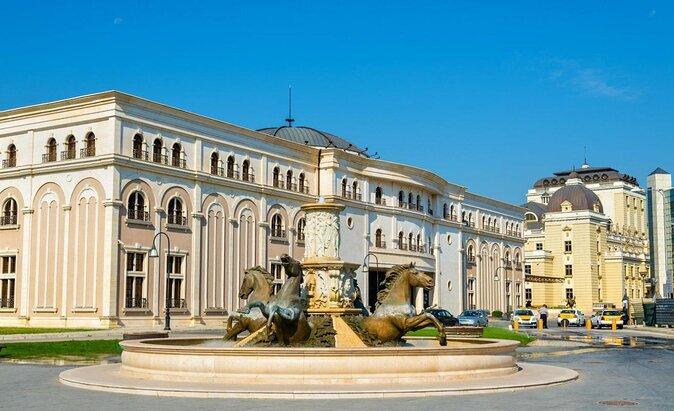 Museum of the Macedonian Struggle (Muzej na Makedonskata Borba)