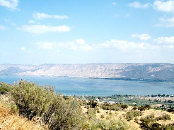 Mar de Galilea (lago Kinneret)