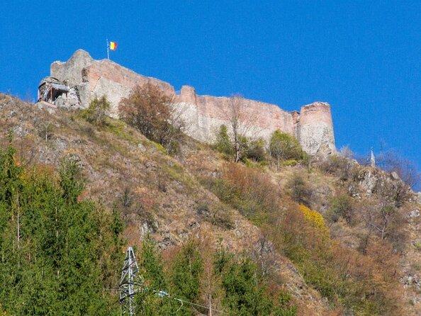 Château de Poenari (Cetatea Poenari)