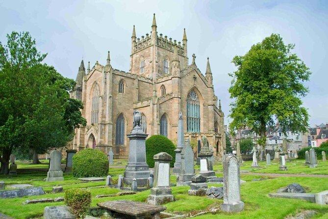 Abadia e palácio de Dunfermline
