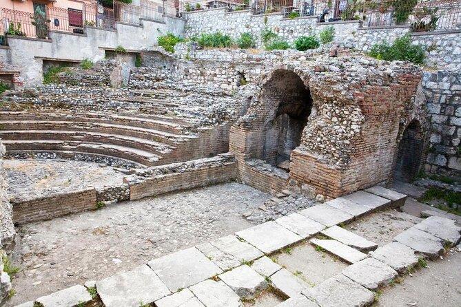 Taormina Roman Odeon