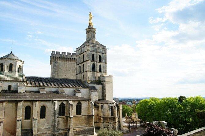 Catedral de Aviñón (Cathedrale Notre-Dame des Doms)