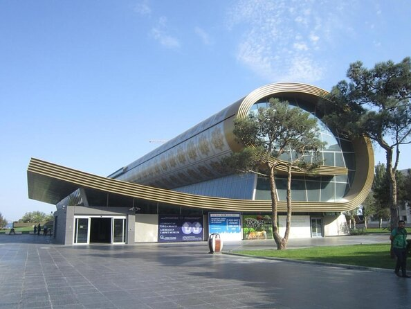 Musée national du tapis d'Azerbaïdjan (Azerbaycan Milli Xalça Muzeyi)