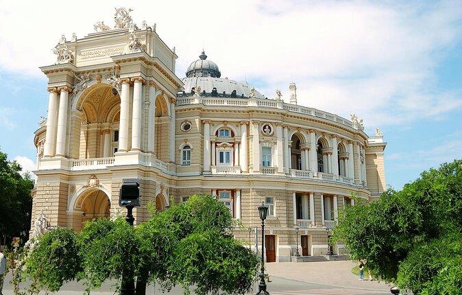 Théâtre national académique d'opéra et de ballet d'Odessa