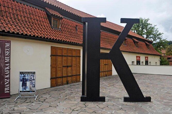 Franz Kafka Museum (Muzeum Franze Kafky)