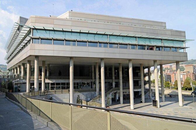 Euskalduna Palace (Palacio Euskalduna)